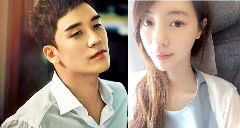 Yang Jung Won Seungri