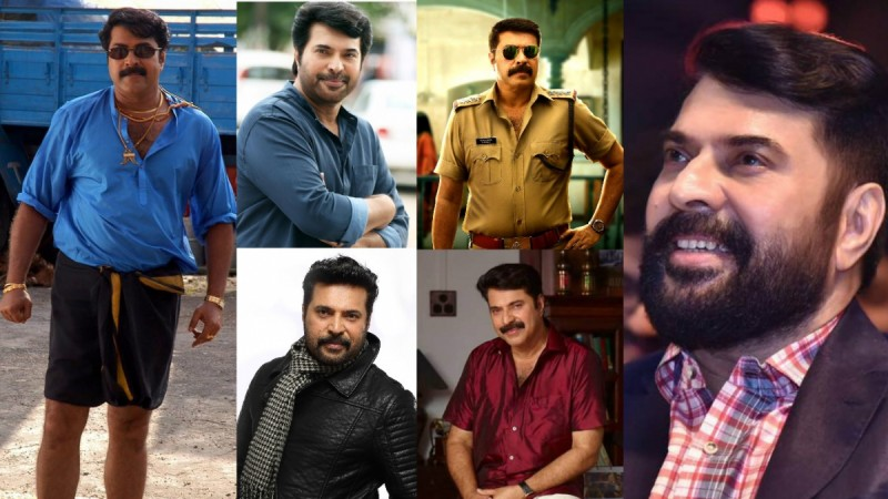 Happy Birthday Mammootty