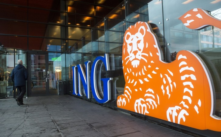 ing bank welab hong kong fintech fund raising investment china series a dollar Simon Loong