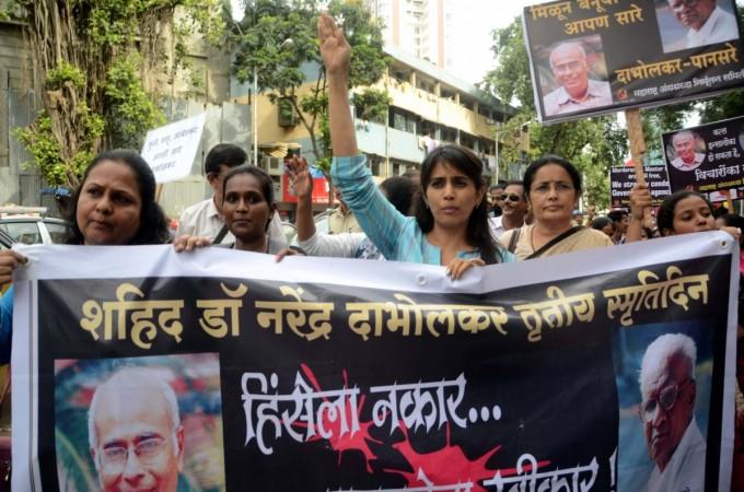 Narendra Dabholkar Murder Case: Maharashtra Minister Virendra Tawde Named Co-Conspirator