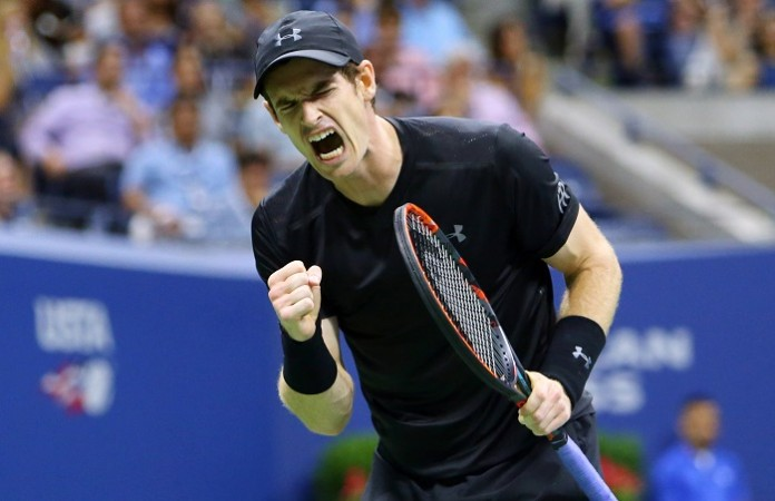 Andy Murray US Open 2016