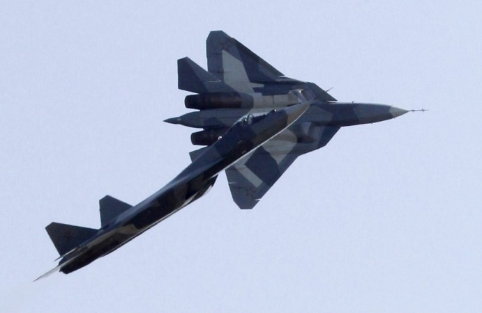 Indo-Russian joint collaboration on stealth aircraft project