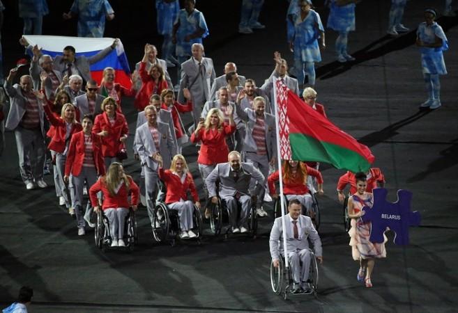 Belarus Paralympics Opening Ceremony