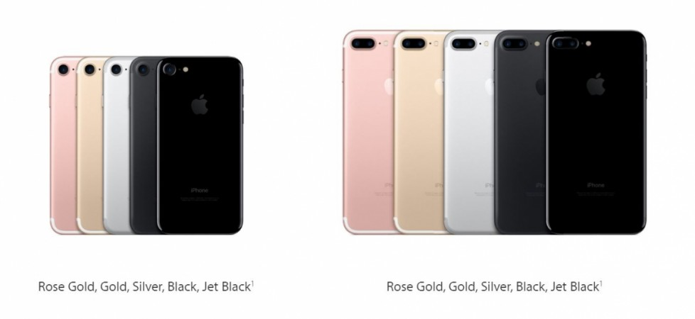 Apple iPhone 7, 7 Plus, Watch series 2 with water-resistant features launched; price, release details [everything you need know]