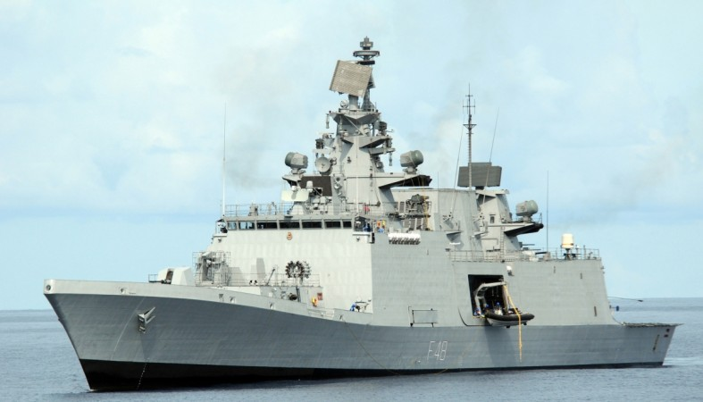India looks to buy more frigates from Russia