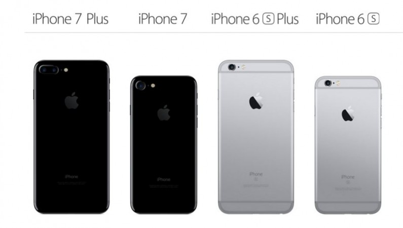 Apple iPhone 7 v iPhone 6S series: What's changed?