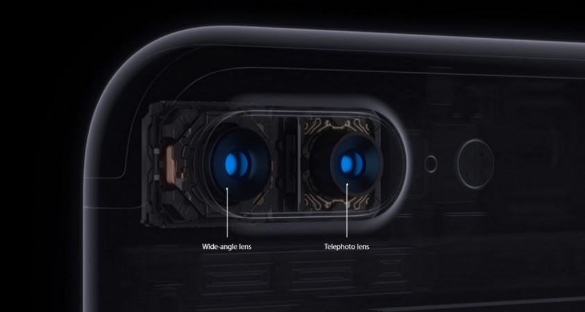 Apple iPhone 7 Plus camera