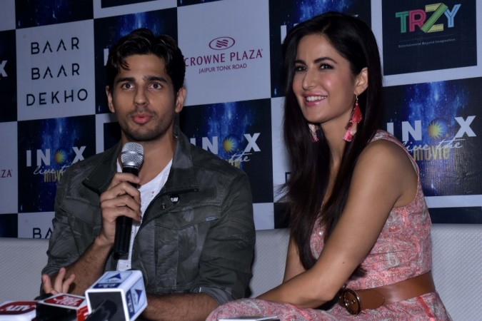 eros q1 films movies producer distributor worldwide rights katrina kaif Sidharth Malhotra  Baar Baar Dekho bollywood earnings profit growth revenues income box office hits collections