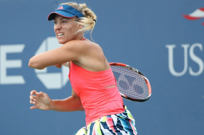 us open kerber live