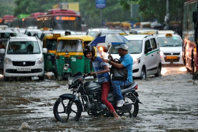 water level reservoir bcm central region water monsoon rain rainfall stock markets bullish delhi up cauvery dispute fight clashes