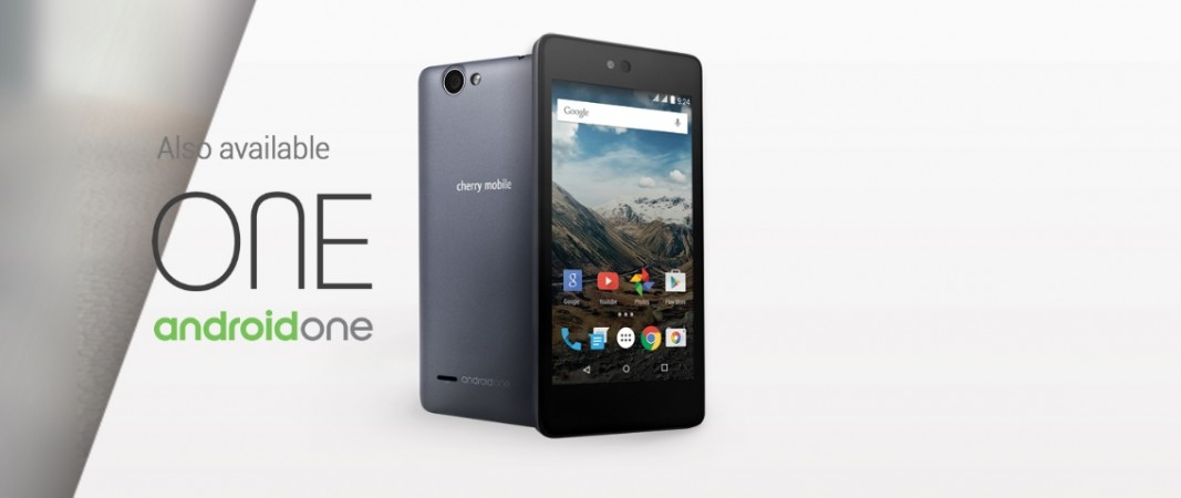 Check your Android One smartphones now for the Android 7.0 OS update