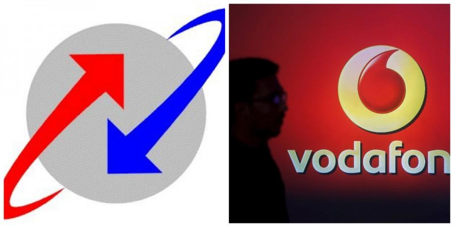 BSNL Vodafone