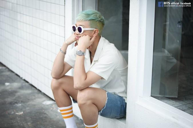 BTS leader rap monster celebrates his birthday on Sept. 12.