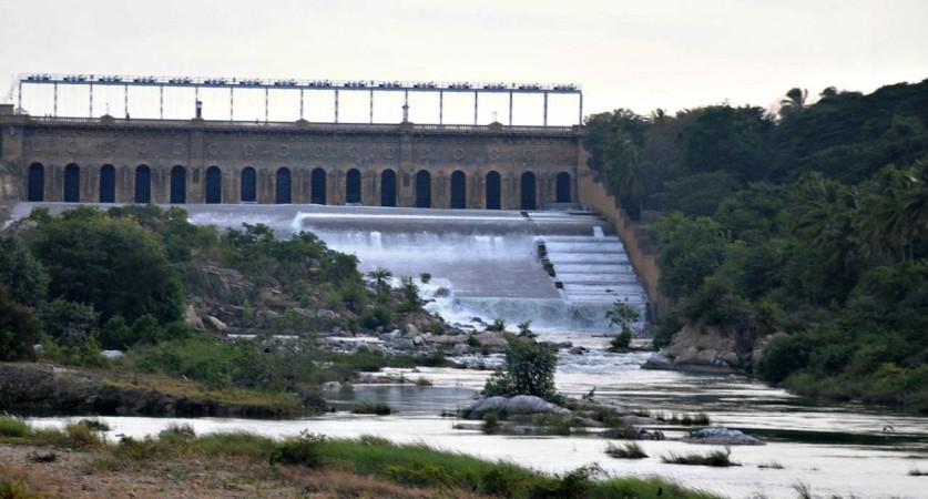 Cauvery water row