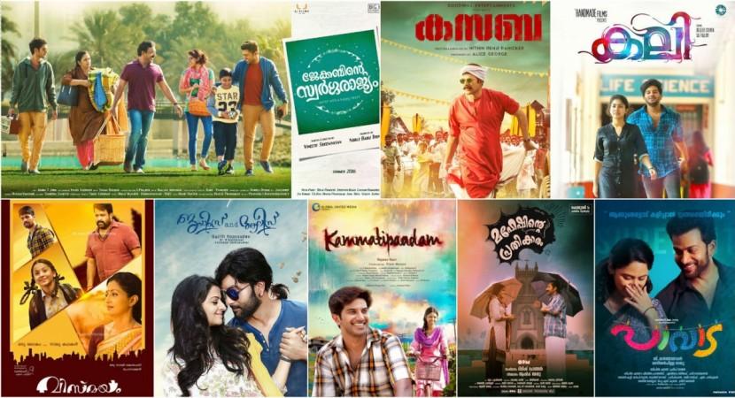 Onam movies on TV