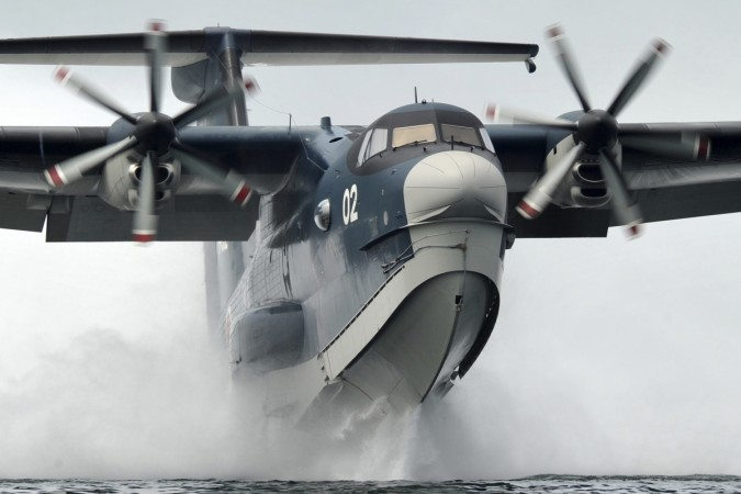 Shinmaywa US-2 aircraft