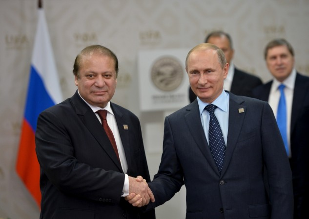 Pakistani and Russian defence co-operation