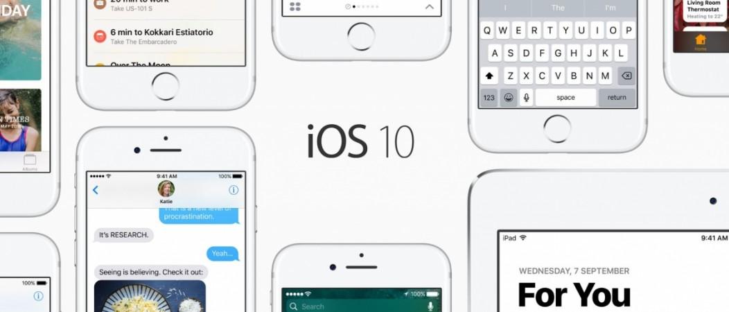Apple iOS 10 update bricks iPhones, iPads: How to fix it?
