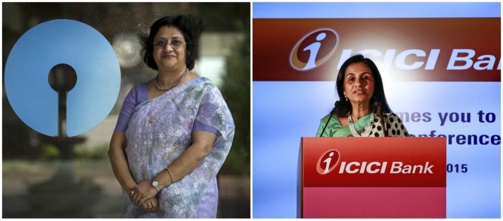 Arundhati Bhattacharya, Chanda Kochhar