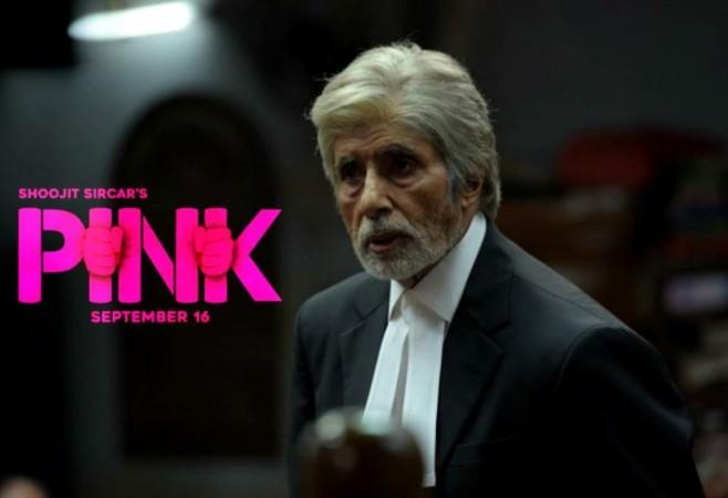 'Pink' box office prediction