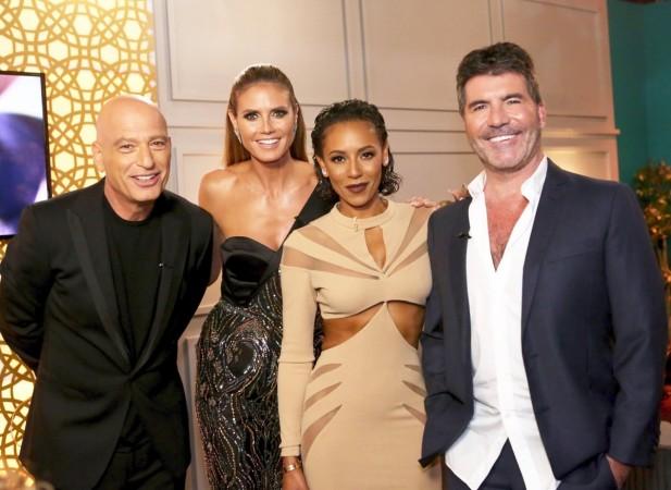 """America's Got Talent"" (2016) Season 11 judges"