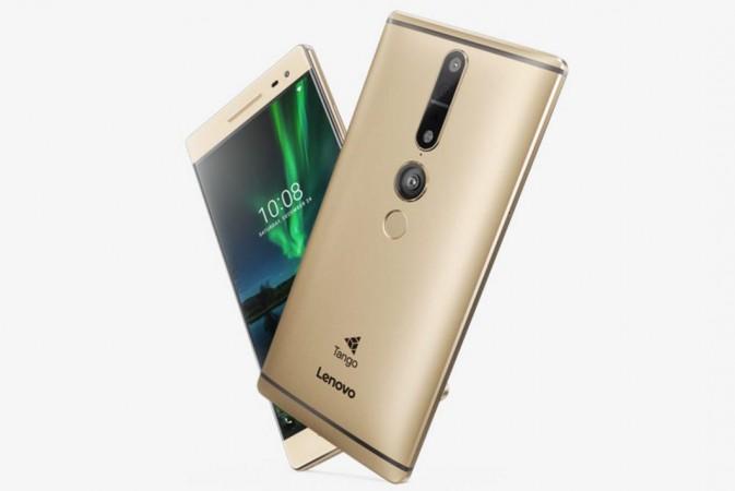 Google's Project Tango commercial variant Lenovo Phab 2 Pro launching soon
