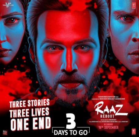 Pink vs Raaz Reboot box office report