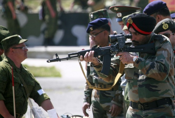 India, Russia to conduct joint military drills