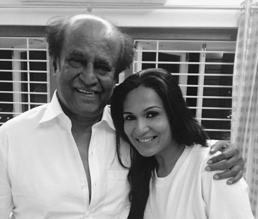 Rajinikanth's daughter Soundarya heads for splitsville?