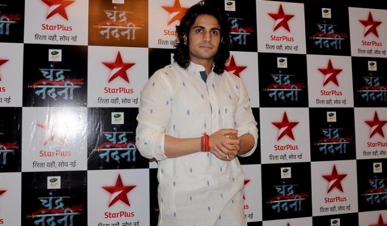 Rajat Tokas looks impressive in Chandra Nandini promo