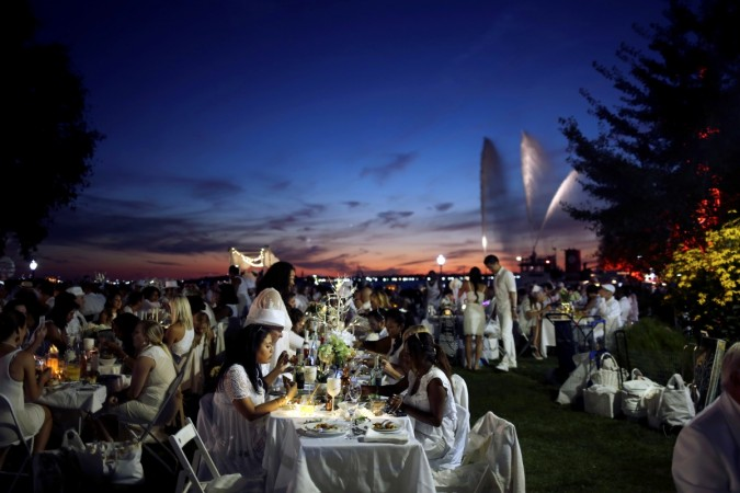 Diner En Blanc 2016