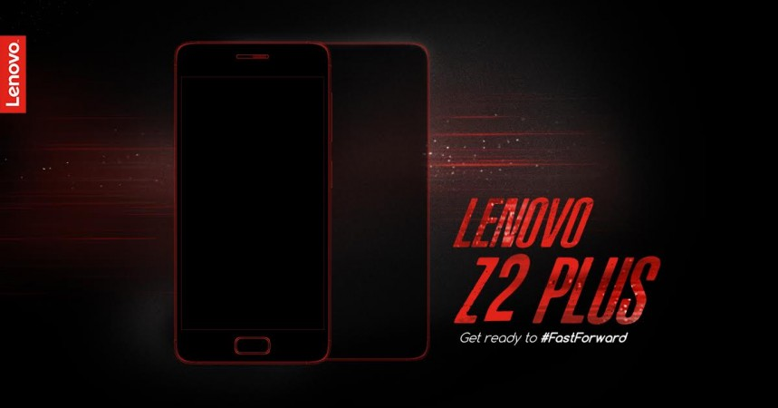 Lenovo Z2 Plus release date in India revealed