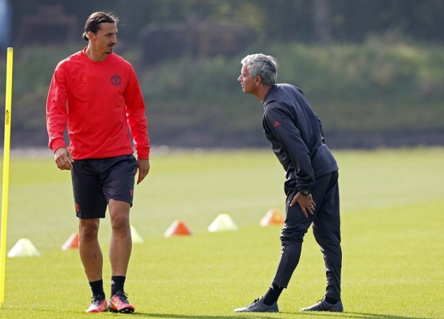 United stunned as problems mount for Mourinho