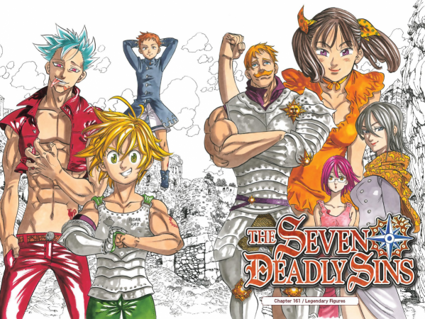 The Seven Deadly Sins Season 2 confirmed?