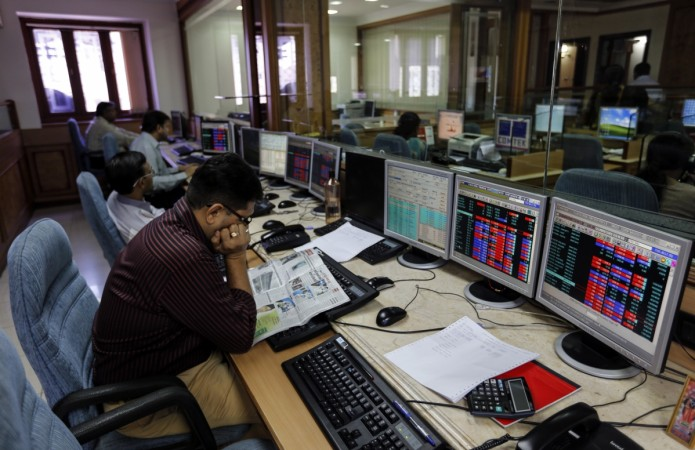 bse bombay stock exchange stock brokers react shares price sensex nifty 50 nse trading session fall rise dip rally react global cues
