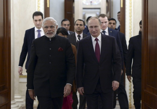 Russia cancels military drill with Pakistan