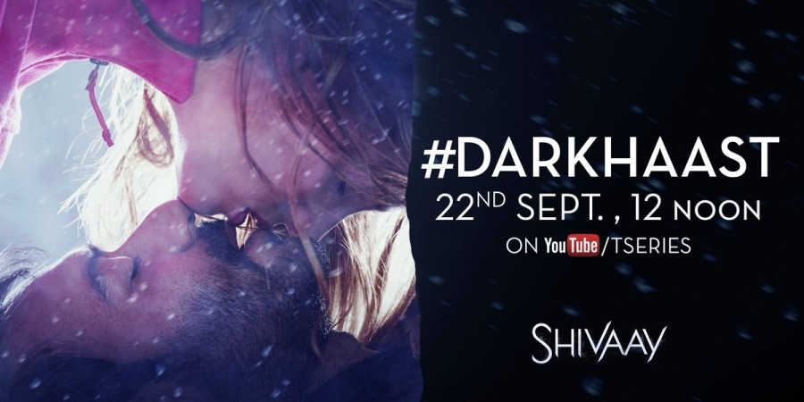 Shivaay: Ajay Devgn to break his no-kissing policy in Darkhaast song