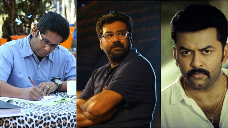 Jeethu Joseph pens Indrajith Sukumaran and Biju Menon movie