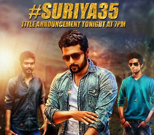 Suriya teams up with Vignesh Shivan