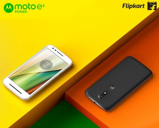 Motorola sells record 100,000 Moto E3 Power units on Flipkart's first day sale