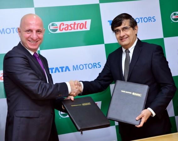 Tata Motors Castrol partnership deal
