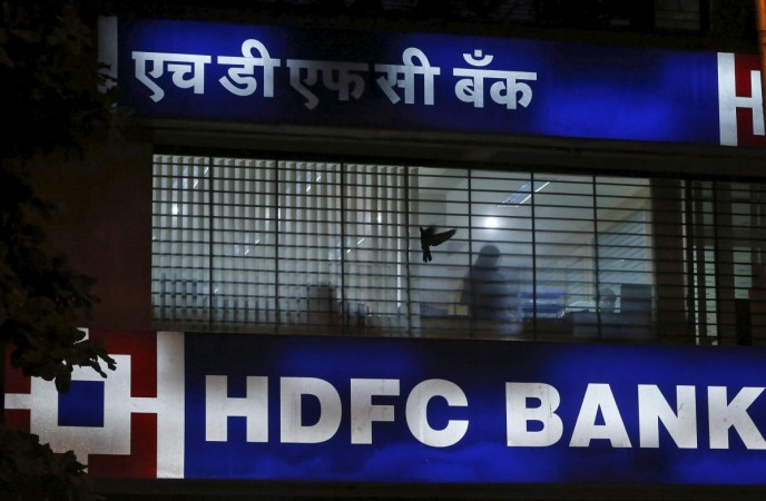 hdfc bank bank stocks bse nse stock exchange shares price net profit private banks lender