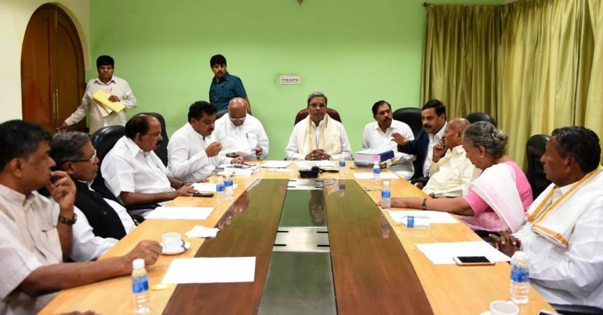 all party meet karnataka
