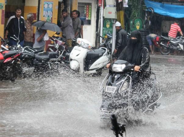 Guntur rain