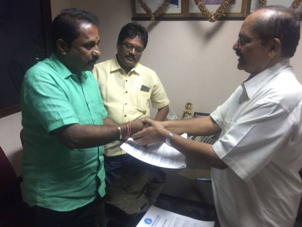 Sri Green Productions acquire Bairavaa TN rights