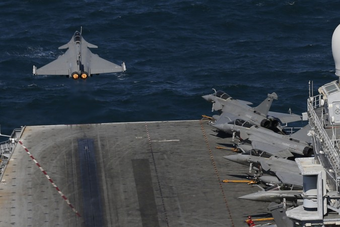 India inks Rafale deal with France