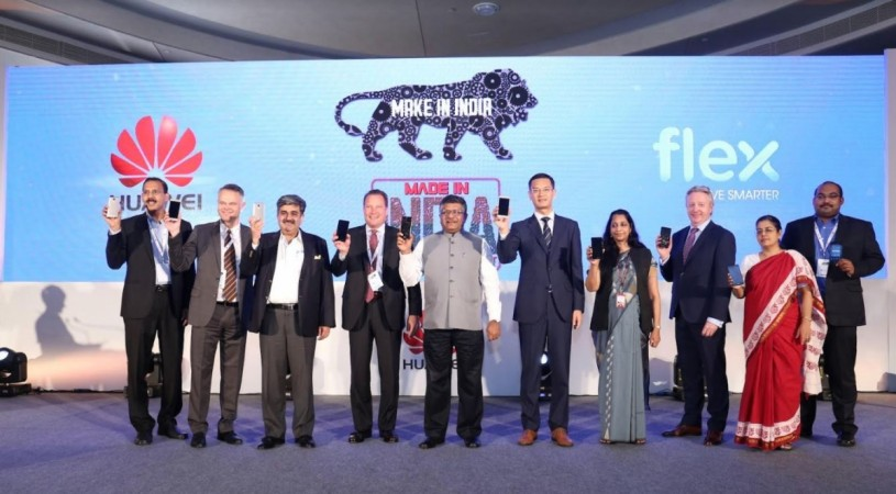 Make in India: Huawei opens smartphone manufacturing unit in the country