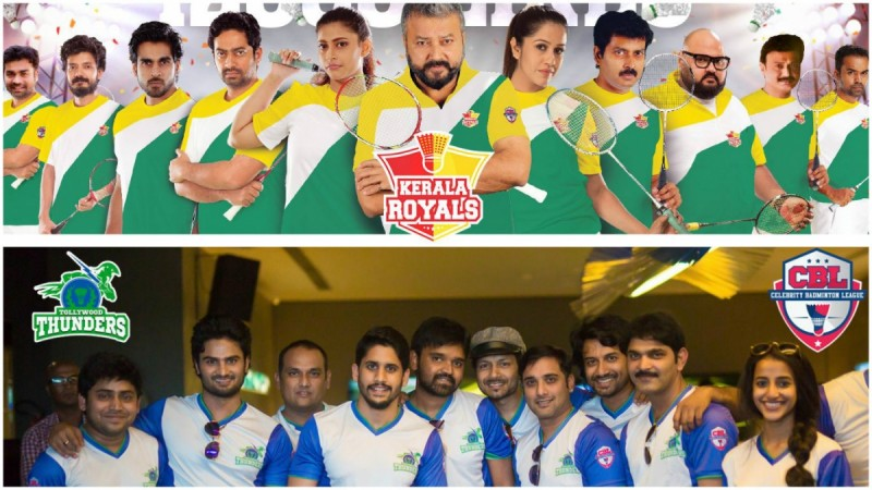 Celebrity Badminton League