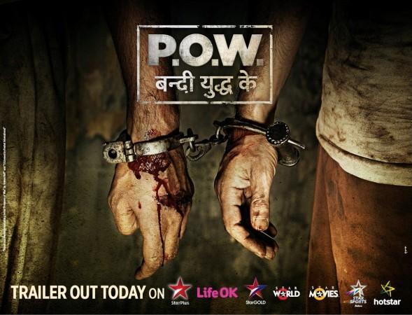 POW poster