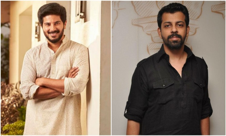 Dulquer Salmaan and Bejoy Nambiar